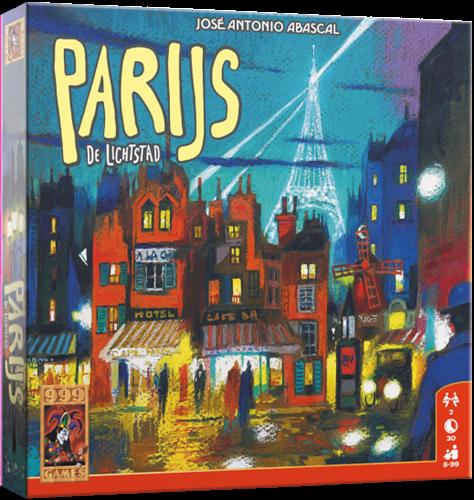 Parijs - Bordspel