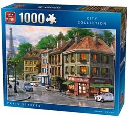 Paris Streets Puzzel (1000 stukjes)