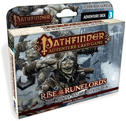 Pathfinder The Hook Mountain Massacre Adventure Deck