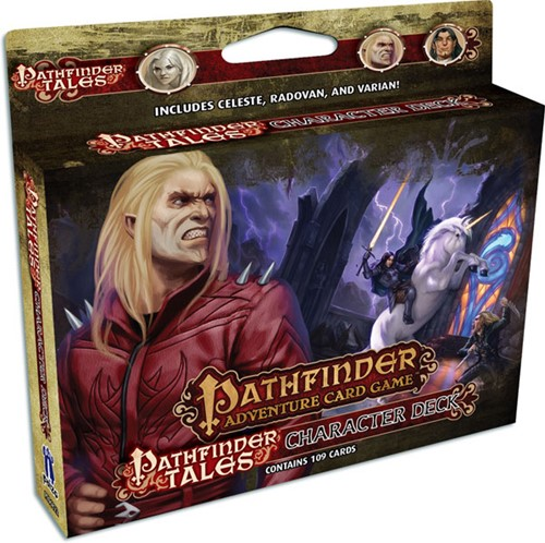 Pathfinder - Pathfinder Tales Character Deck