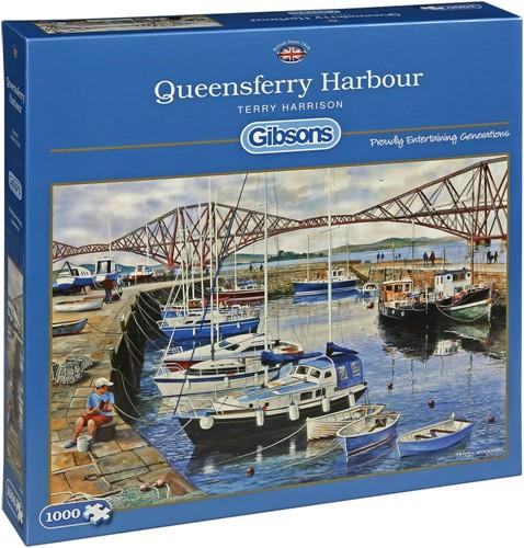 Queensferry Harbour Puzzel (1000 stukjes)
