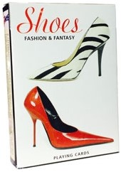 Shoes Speelkaarten - Single Deck