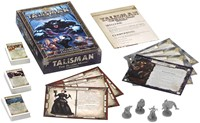 Talisman 4th Edition - The Blood Moon Expansion