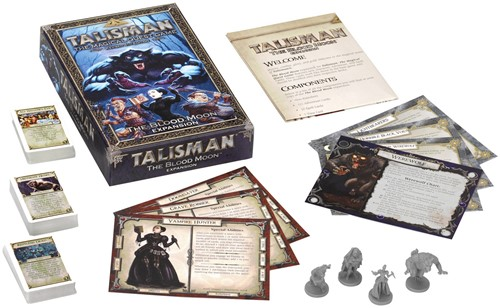 Talisman 4th Edition - The Blood Moon Expansion-2