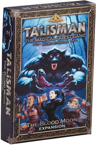 Talisman 4th Edition - The Blood Moon Expansion-1
