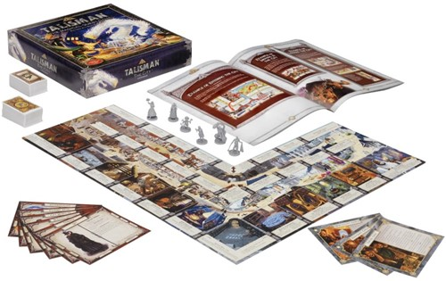 Talisman 4th Editon - The City Expansion-2