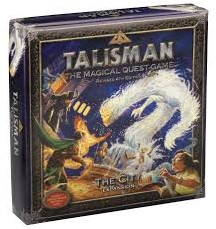 Talisman 4th Editon - The City Expansion