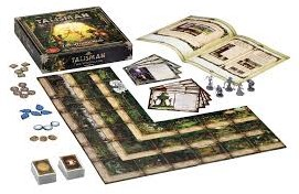 Talisman 4th Edition - The Woodland Expansion-2