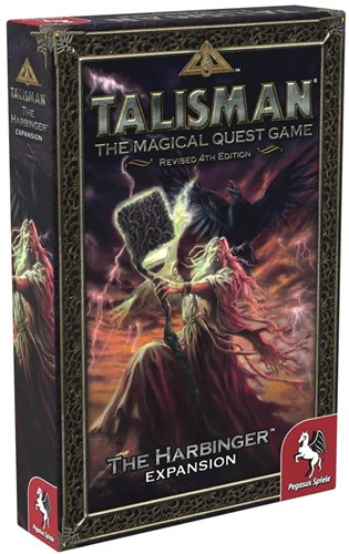 Talisman Revised 4th Edition - The Harbinger Expansion