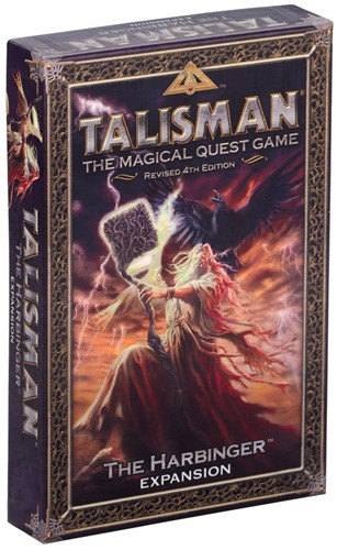 Talisman 4th Edition - The Harbinger Expansion
