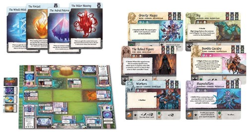 Crystal Clans - Boardgame