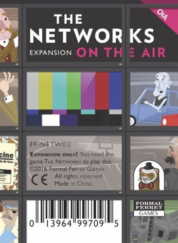 The Networks - On The Air