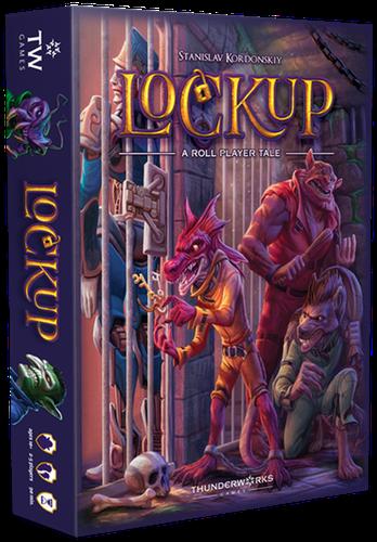 Lockup - A Roll Player Tale