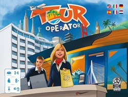 Tour Operator - Bordspel