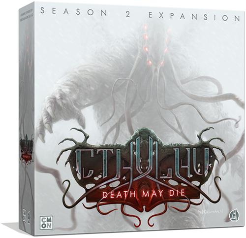 Cthulhu Death May Die - Season 2