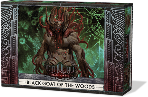 Cthulhu Death May Die - Black Goat of the Woods