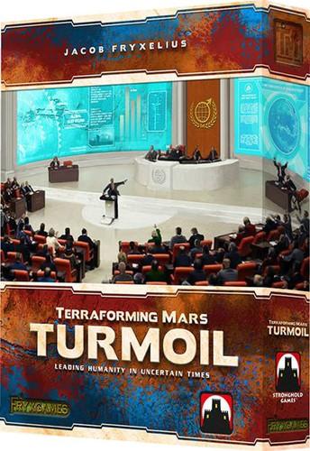 Terraforming Mars - Turmoil (Engelse versie)