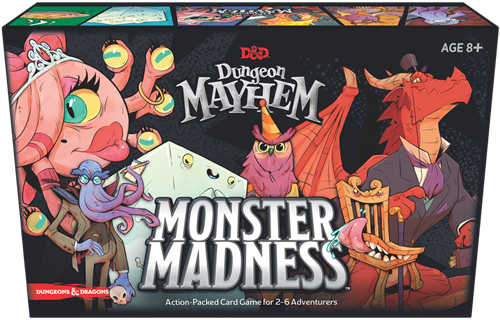 D&D Dungeon Mayhem - Monster Madness