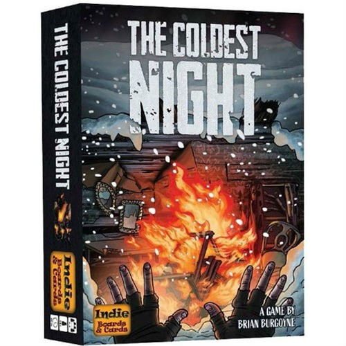 The Coldest Night - Card Game