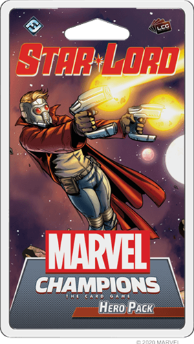 Marvel Champions LCG - Star-Lord Hero Pack
