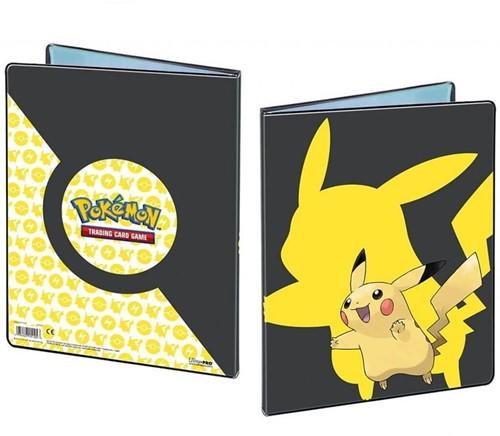 Pokemon 9-Pocket Portfolio - Pikachu 2019