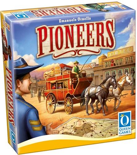 Pioneers - Bordspel
