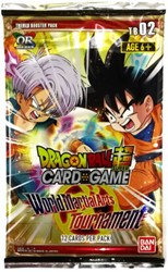 Dragon Ball Super - Themed 2 Boosterpack