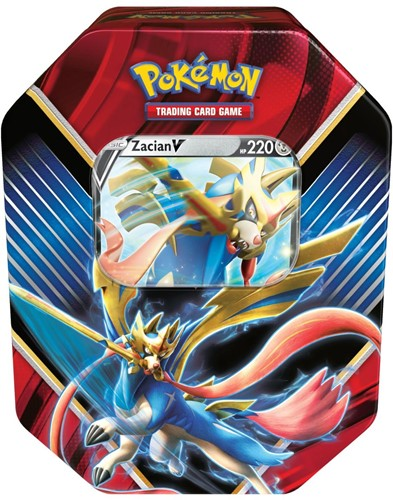 Pokemon - Legends of Galar Tin Zacian