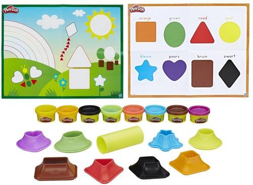 Play-Doh - Kleuren & Vormen-2