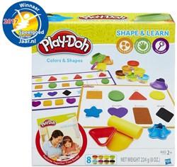 Play-Doh - Kleuren & Vormen