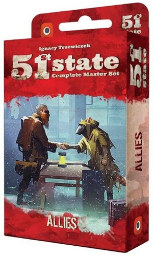 51st State - Allies