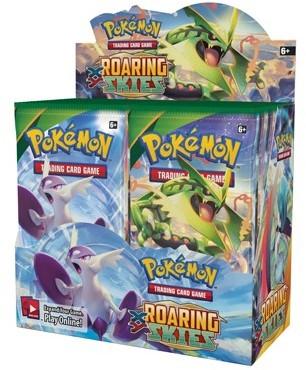 Pokemon XY6 Roaring Skies Boosterbox-1