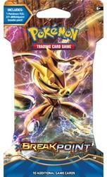 Pokemon TCG XY9 Break Point Sleeved Boosterpack