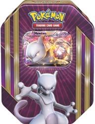 Pokemon TCG Spring Tin Mewtwo-EX