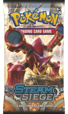 Pokemon TCG XY11 Steam Siege Boosterbox-2