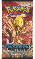 Pokemon TCG XY11 Steam Siege Boosterpack