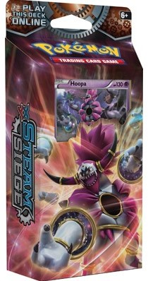 Pokemon TCG XY11 Steam Siege Theme Deck Hoopa