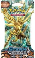 Pokemon TCG XY11 Steam Siege Sleeved Boosterpack