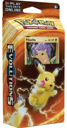 Pokemon XY12 Evolutions - Theme Deck Pikachu