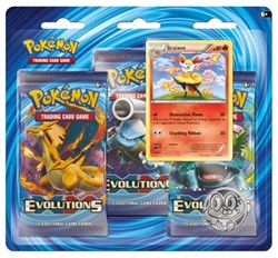 Pokemon XY12 Evolutions - Boosterblister