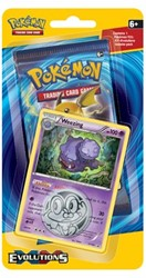 Pokemon XY12 Evolutions - Checklane Blister