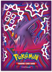 Pokemon Sleeves - Mega Gengar