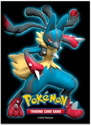 Pokemon Sleeves - Mega Lucario
