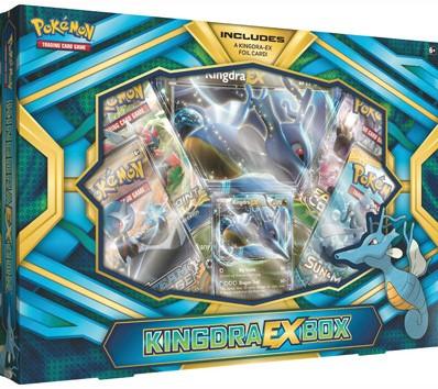 Pokemon - Kingdra-EX Box