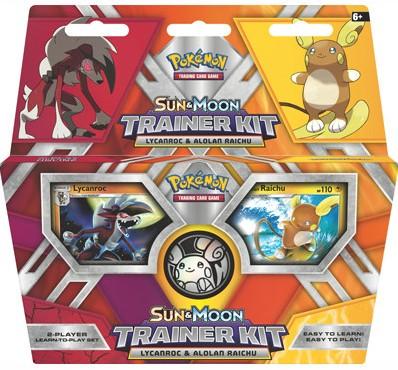 Pokemon Sun & Moon - Trainer Kit