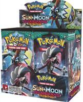 Pokemon Sun & Moon - Guardians Rising Boosterbox