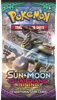 Pokemon Sun & Moon - Guardians Rising Boosterpack-2