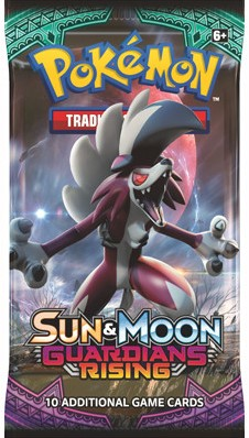Pokemon Sun & Moon - Guardians Rising Boosterbox-3