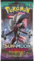 Pokemon Sun & Moon - Guardians Rising Boosterpack-3