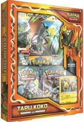 Pokemon - Tapu Koko Box